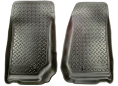 Husky Liners® Front Floor Liners for Jeep® 02-07 Liberty KJ