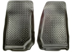 Husky Liners® Front Floor Liners for Jeep® 08-11 Liberty KK