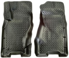 Husky Front Floor Liners for Jeep Grand Cherokee WJ (1999-2004)