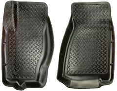 Husky Liners® Front Floor Liners for Jeep® 2005-2010 Grand Cherokee WK & Commander XK 06-2010