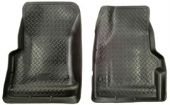 Husky Liners® Front Floor Liners for Jeep® 97-06 Wrangler TJ and LJ