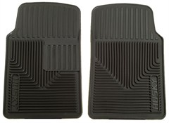 Husky Heavy-Duty Universal Front Floor Mats for Jeep® 76-01 CJ 5, CJ7