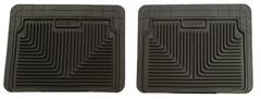 Husky Heavy-Duty Rear Floor Mats for Jeep® 02-07 Liberty KJ