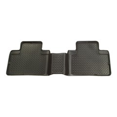 Husky Liners Rear Floor Liners - Jeep Liberty KK (2008-2012)