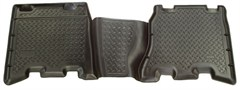 Husky Liners Rear Floor Liners- Jeep Grand Cherokee WJ 1999-2004