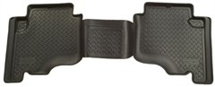 Husky Liners Rear Floor Liners- Jeep Grand Cherokee WK 2005-2010