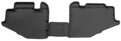 Husky Liners® Rear Floor Liners for Jeep® 97-06 TJ / LJ