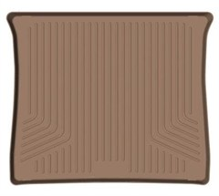 Husky Rear Cargo Liner - Jeep Grand Cherokee WK2 (2011-2014)-Tan