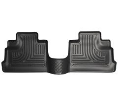 Husky Rear Floor Liners for Jeep 2014 Wrangler Unlimited JK