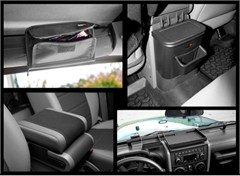 Interior Comfort Kit JK, Black