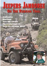 Jeep Adventures DVD: Jeepers Jamboree on the Rubicon Trail