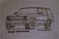 Jeep Cherokee T-Shirt