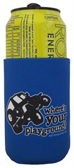 """Where's Your Playground?"" Wrangler TJ & YJ Neoprene Koozie - Set of 2"