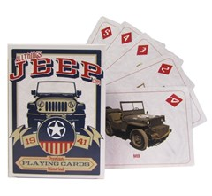 Jeep Deck of Playing Cards