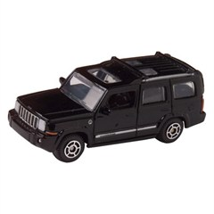 Jeep Commander Diecast Model 1:64