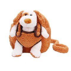 Jeep 3 in 1 Animal Plush Backpack Harness