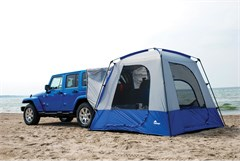 Sportz 82000 Tent for Jeep Wranglers with Hardtops and Jeep SUVs