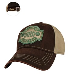 Jeep® Authentic Two Tone Cap