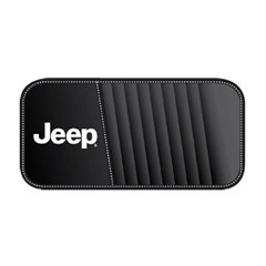 Jeep CD and DVD Visor Organizer