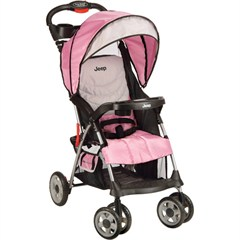 All Things Jeep - Siren Pink Jeep® Cherokee Sport Baby Stroller ...