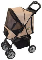 Jeep Wranger Pet / Dog Stroller (Sandstone)