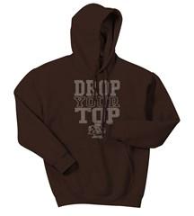"""Jeep """"Drop Your Top""""  Hooded Sweatshirt"""