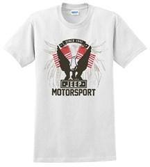 Jeep Eagle Icon Men's T-Shirt in White