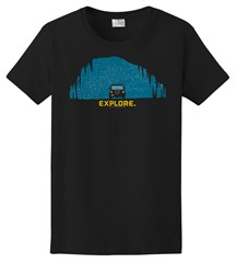 Explore Cave Women's T-Shirt