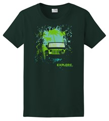 Explore Jungle Women's T-Shirt
