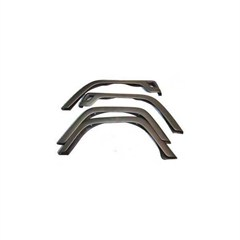 4 Piece Fender Flare Kit for Jeep Wrangler TJ (1997-2006)