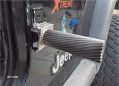 Jeep Foot Pegs for Doorless JK, Ultra JeePegs