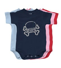 JPFreek Logo Infant Creeper