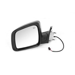 Heated Mirror, Left Side for Jeep Grand Cherokee WK2 2011-2014