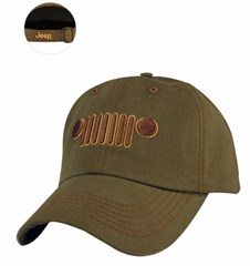 Jeep® Grille Logo Classic Cap