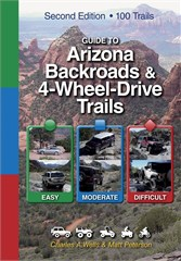 Jeep Guide to Arizona Backroads & 4-Wheel Drive Trails