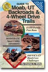 Jeep Guide to Moab, Utah Backroads & 4-Wheel Drive Trails