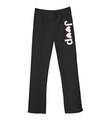 Jeep Hearts Women's Fit Sweatpants, Black