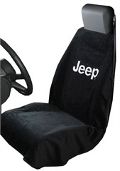 Jeep� Logo Seat Towels by Seat Armour (Each sold separately)
