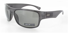 Jeep Wraparound Sunglasses - Black