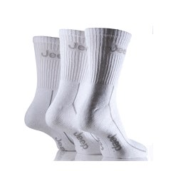 Jeep Mens Sport Socks (3-pack)