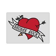Jeep Moms Rock Temporary Tattoo
