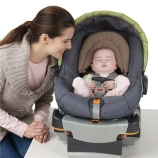 Jeep Infant Head Support for Car Seat or Stroller