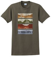 National Parks Men's T-Shirt