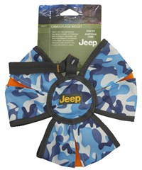Jeep Nylon Camouflage Widget With Strap