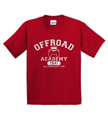 Off Road Academy Youth T-Shirt