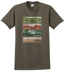 Off Road Parks Men's T-Shirt