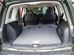 Jeep Patriot 2007-2008 Canvasback Cargo Liner