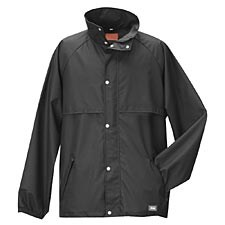 All Things Jeep - Jeep Hooded Raincoat(Black)