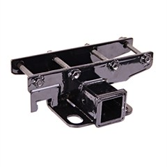 "2"" Inch Reciever Hitch by Rugged Ridge for Jeep Wrangler JK (2007-2014)"