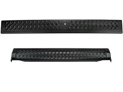 2 Piece Body Armor Kit for Jeep TJ and LJ (1997-2006)